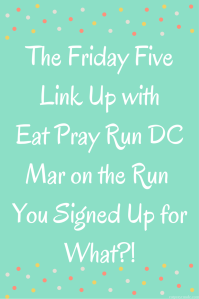 Friday-Five-Link-Up