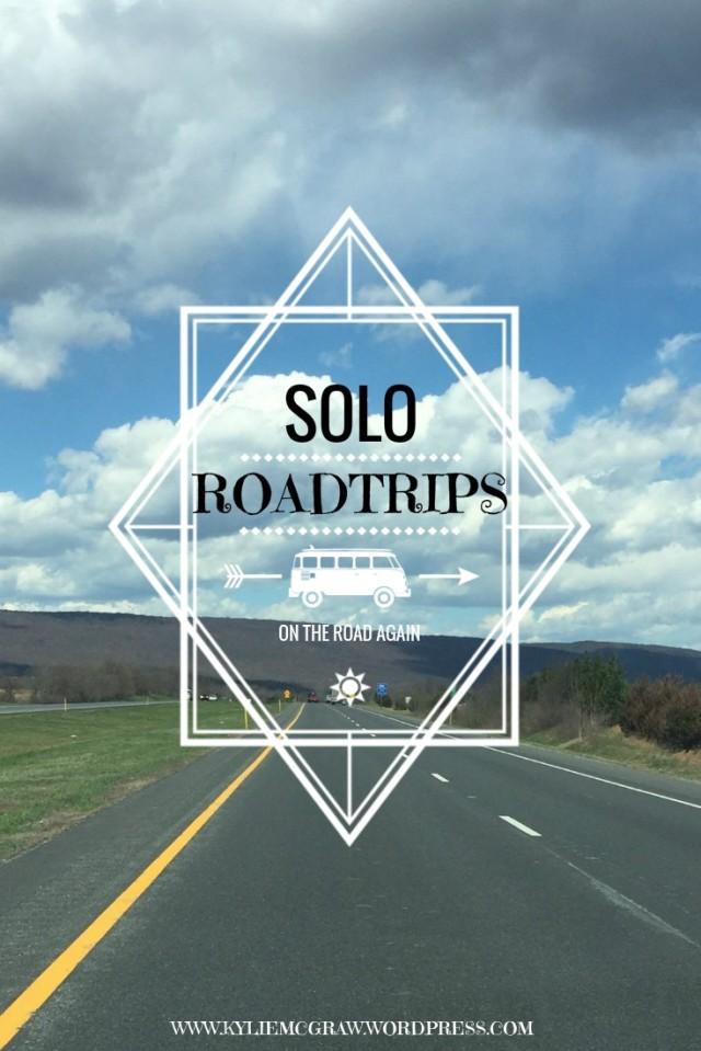 Solo road trips